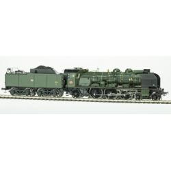 MACHINE 2-231K 82 NORD, AULNOYE SNCF Ep.III - SOUND - Sans Fumée