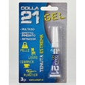 COLLE CYANOACRYLATE GEL TUBE DE 3 grs