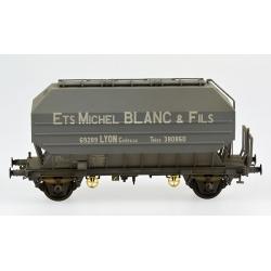 """Céréalier FRANGECO B Ep.IV-V """"Ets Michel BLANC"""" Patiné par François-Xavier JAMOIS"""