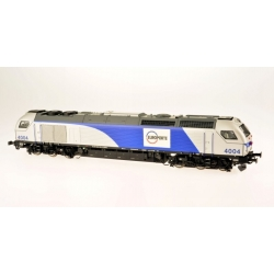 Beacon Rail - Europorte loco N 4004 (F-D-B) - AC 3 Rails