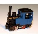 5043 - Locomotive à vapeur Krauss, sans numéro Bleue
