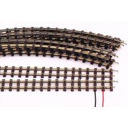 Ovale de voies avec prise de courant - uniquement avec un set