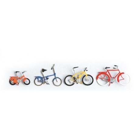 Set de vélos modernes 1/87