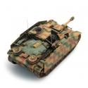 Chasseur de Char de l'armée allemande Stub III G obusier, camouflage