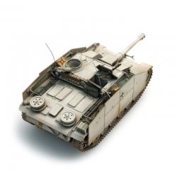 Chasseur de Char de l'armée allemande Stub III G 1943, Jaune Hiver