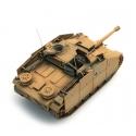 Chasseur de Char de l'armée allemande Stub III G 1943, Jaune Sable
