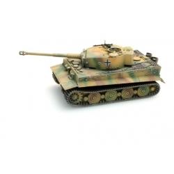 Char de l'armée allemande Tigre I 1943 camouflage