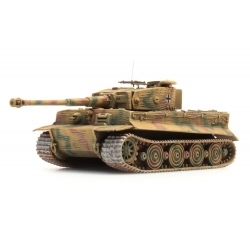 Char de l'armée allemande Tigre I avec Zimmerit 1944 ( version Wittmann)