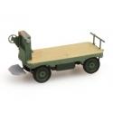 Chariot à Bagages électrique Vert
