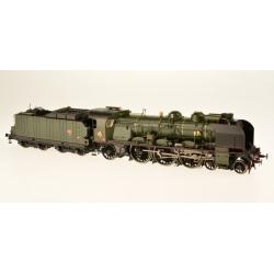 MACHINE 5-231G 138 SUD EST, NEVERS - DCC Sound (Fumée et Sons)
