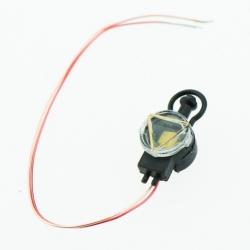 Lanterne PLM pour machine à vapeur avec Leds fonctionnelles précablées (x4 pièces)