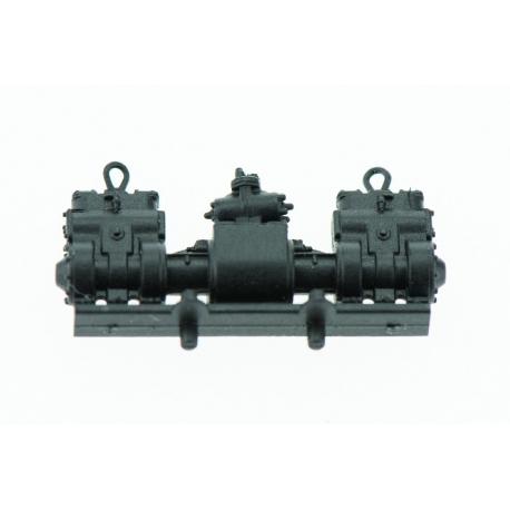 Pompe ACFI Noire Type 230
