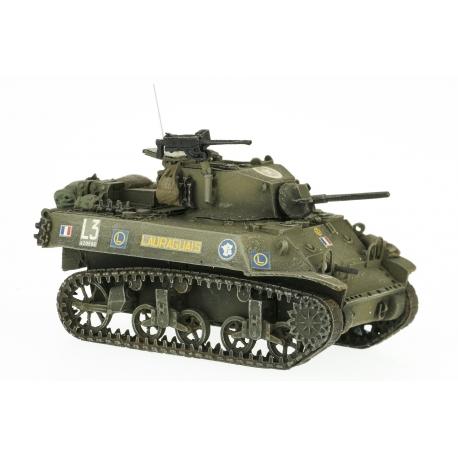 2 DB - STUART M5A3 LAURAGUAIS GTL (Groupement Tactique Langlade)