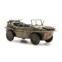Voiture WM SCHWIMMWAGEN VW 166 K2S Camouflage été