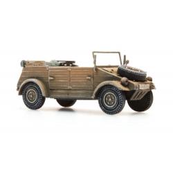 Kubelwagen de l'armée allemande, Jaune Hiver