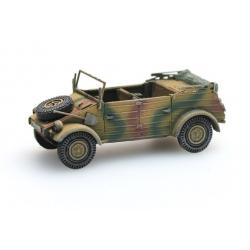 Kubelwagen de l'armée allemande, Jaune Camouflage