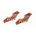 Plaque MISTRAL CC 7100 - 2 pièces