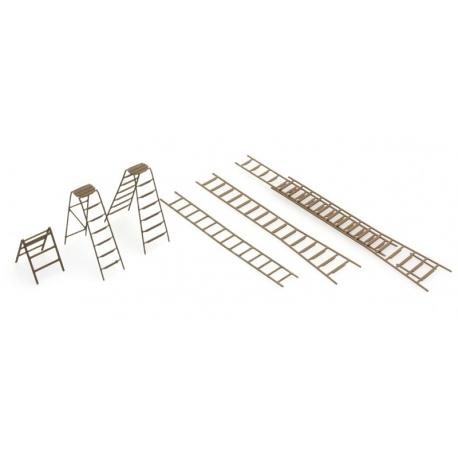 Set d'échelles