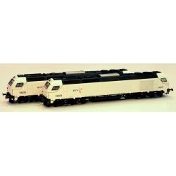 Europorte loco N 4029 ETF DCC Sound
