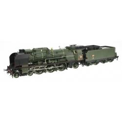 MACHINE 5-231G 18 SUD-EST, NEVERS affectée à Battignoles (OUEST) - DCC Sound & Smoke