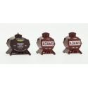 SET de 3 containers CITERNE (2 Adams et 1 Simotra)