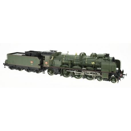 MACHINE 5-231D 71 SUD-EST, LAROCHE - Vert SNCF - Analogique