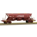 TREMIE EX T1 Ep.IV-V «LOTRASID» N° 33 87 690 0 041-9 - Chargement SABLE