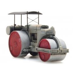 Rouleau compresseur - Gris