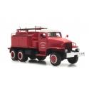 """GMC Cabine tolée """"INGUINEL"""" - Camion citerne pour feux de forêt"""