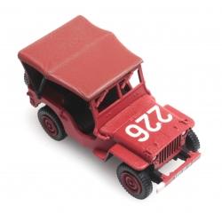 """JEEP de commandement """"226"""" - Sapeurs-pompiers"""