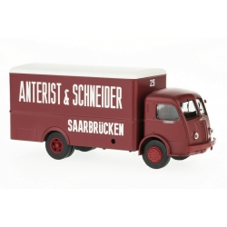 "Camion PANHARD Movic Fourgon - Calandre ancienne - ""Anterist & Schneider - Saarbrucken"""