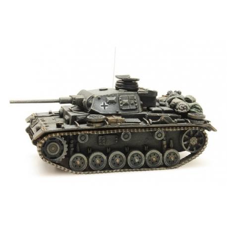 """Armée Allemande - Panzer Pzkw III ausf J """"Gris"""""""