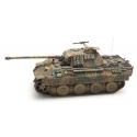 Char allemand Panther Ausf A, camouflage