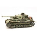 Char allemand Panzer IV Ausf F2, camouflage