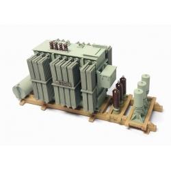 Chargement - Transformateur ASLTHOM - Exclusivité REE
