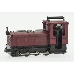 1053 - Locotracteur Schneider brun