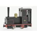 2011 - Locomotive BAGNALL WINGTANK noire