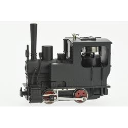 5040 - Locomotive à vapeur Krauss, sans numéro, noire