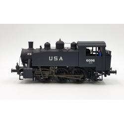 """MACHINE 030 TU 6096 - USA """"CHALONS"""" - DCC SONORISEE - PAS DE LANTERNE ARRIERE"""