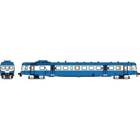 """NW034 - X2887 Bleu Logo """"Nouille"""" Dépôt de TOULOUSE Ep.V Analogique"""