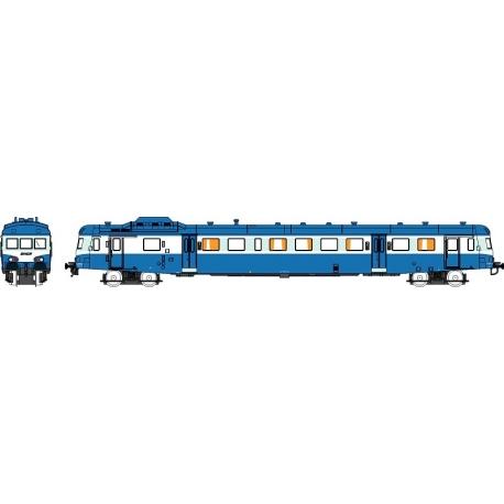 """NW036 - X2908 Bleu Logo """"Nouille"""" Dépôt de LIMOGES Ep.V Analogique"""