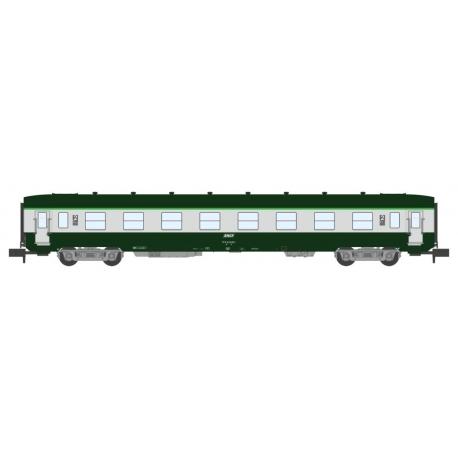 NW070 - VOITURE DEV AO Courte Ep.IV-V Vert - Gris béton Cartouche Corail
