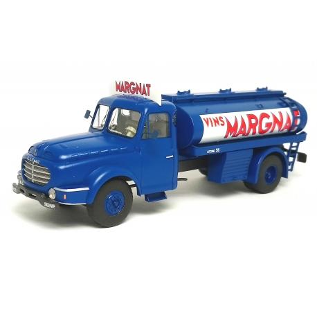 """CB072 - Camion Willème Citerne à vin """"MARGNAT"""""""