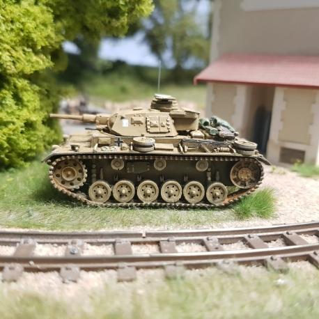 Pzkw III Ausf. G Deutsches Afrikakorps (DAK)