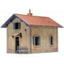Maison de PN du PLM - kit résine non peint