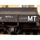 """Wagon PLAT OCEM 19 Brun Ep.III """"MT"""" patiné par Etienne SAUTIER"""