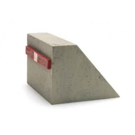 Butoir en ciment