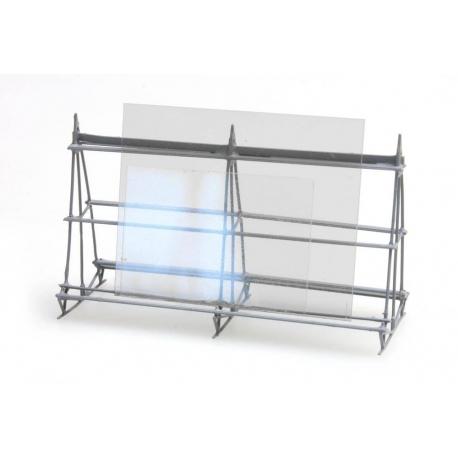 Transport de vitre - accessoire pour camion