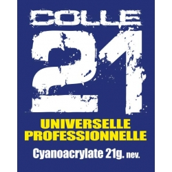 COLLE CYANOACRYLATE LIQUIDE 21 grammes