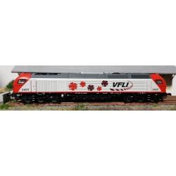VOSSLOH E4000 - E4017 VFLI - DC analogique - Échelle N
